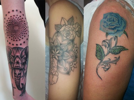 Dachdecker logo tattoo  Hotspot Tattoostudio in Feldkirchen in Kärnten